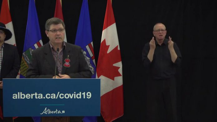 Government of Alberta COVID-19 Update