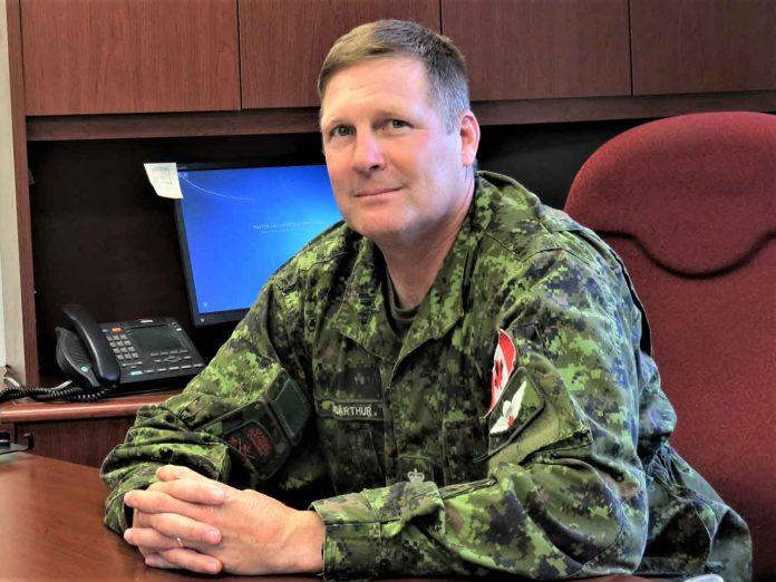 Lieutenant-Colonel Shane McArthur said the Rangers did