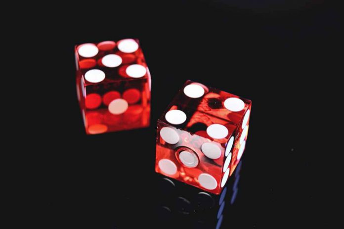What not to do when gambling