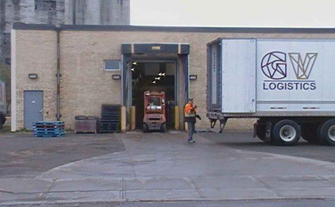 Wild Rice Shipment arrives at RFDA