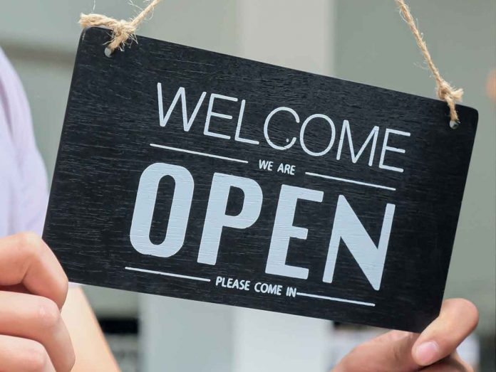 Open for Business on New Year's Day?