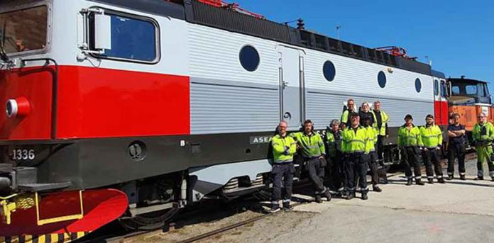 Bombardier signs maintenance contract with Vy Tåg AB for Night Train fleet