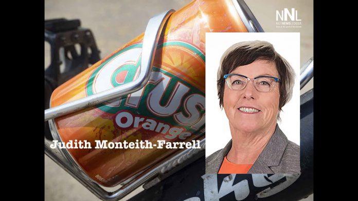 Judith Monteith Farrel