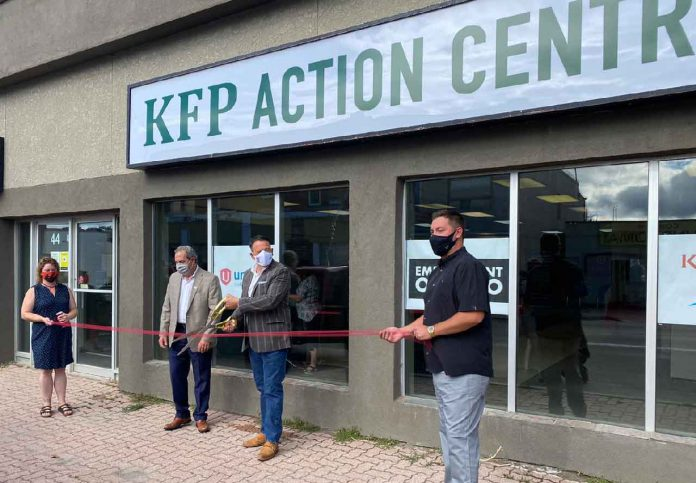 Kenora's new action centre helps workers find jobs, training and services