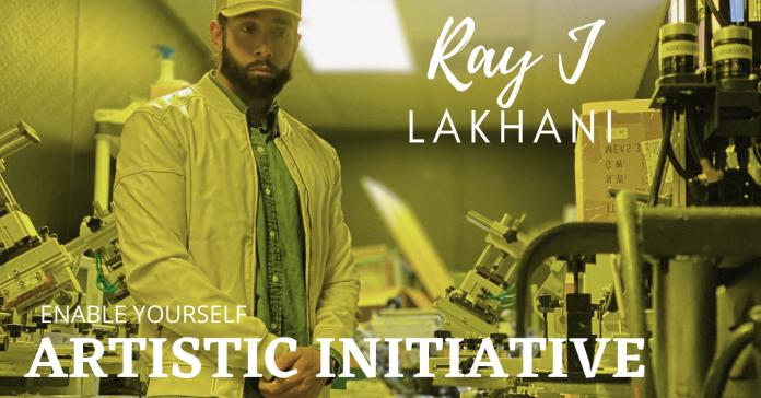 Ray J Lakhani