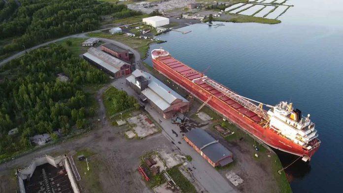 Heddle Shipyards in Thunder Bay