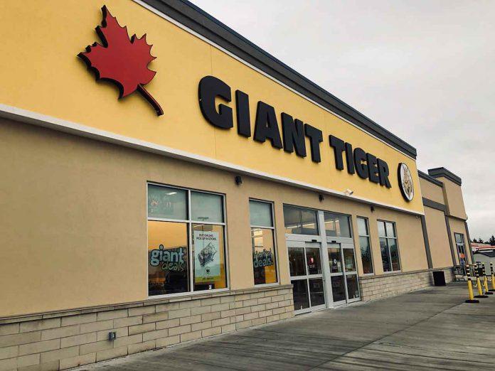 Giant Tiger Thunder Bay