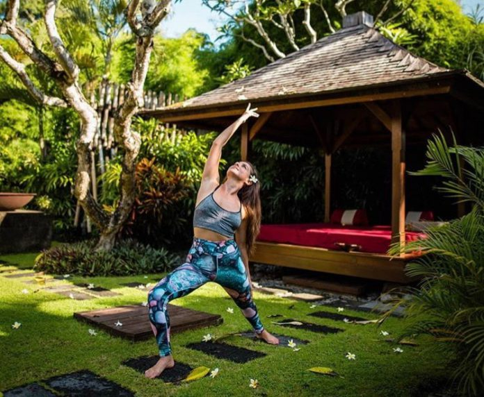 """The famous travel blogger and founder of the successful yoga wear brand """"Confused Girl in the City"""" has come an extraordinary way to where she stands today"""