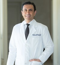 Simon Ourian, MD, practices cosmetic dermatology and has a host of famous clients