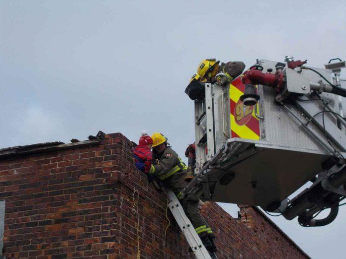Image Hardisty Street Rescue TBFR