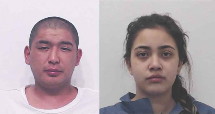 Image of suspects - TBPS