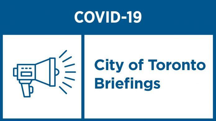 COVID-19 Toronto