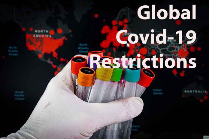Global COVID-19 / Coronavirus Lockdown Restrictions