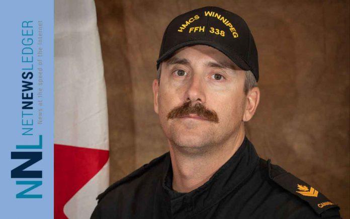 Master Sailer Earle - HMCS Winnipeg