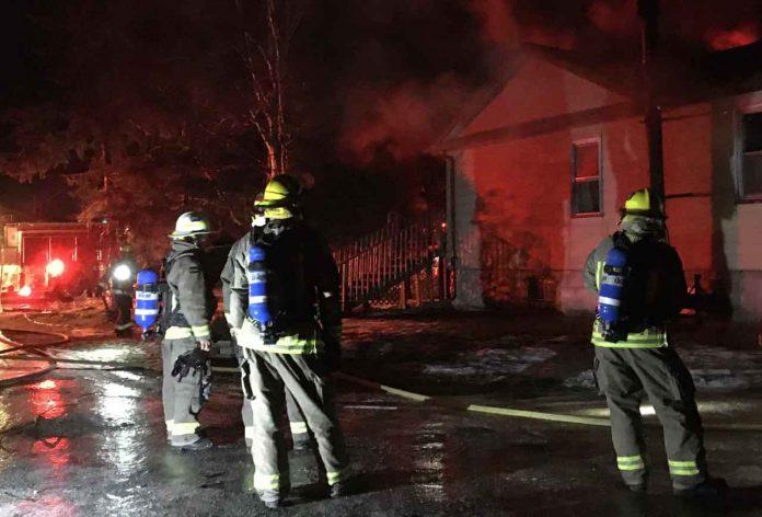 December 13, 2020 Almira Avenue Fire - TBFR