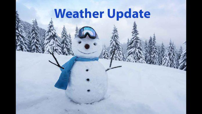 Storm Tracker Weather Update