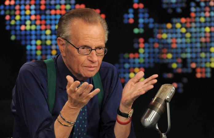 Larry King - Dead at 97