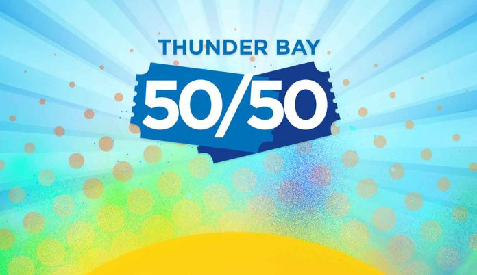 Thunder Bay 50/50: First Winner Announced