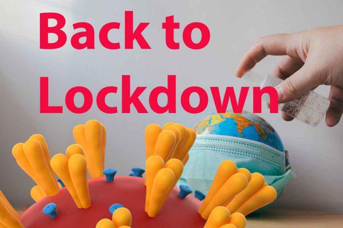 Back to Lockdown