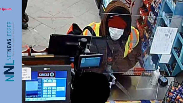 Circle K Robbery Suspect - Image TBPS - Feb 8 2021