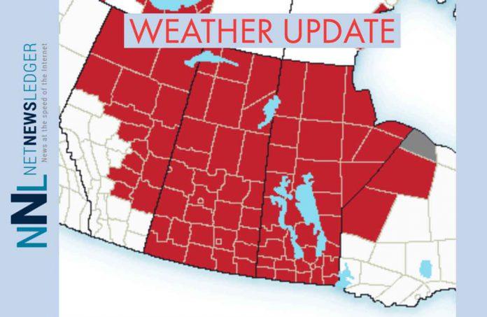 Weather Update Feb 6, 2021
