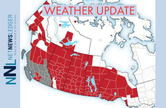 Weather Outlook Feb 8 2021