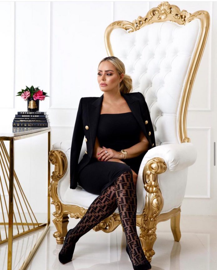 An exclusive interview with leading fashion designer Abby Kheir