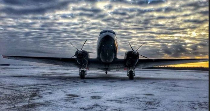 North Star Air Basler BT-67 Photo credit: Phillipe Dobrzanski, Captain, PC12