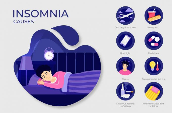 Easy and Safe Ways To Deal with Insomnia