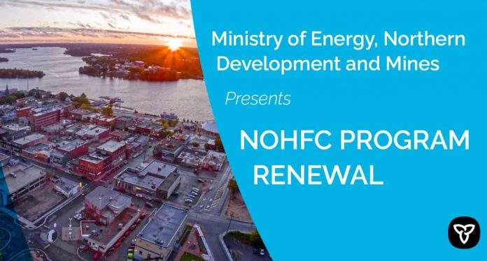 NOHFC Relaunch