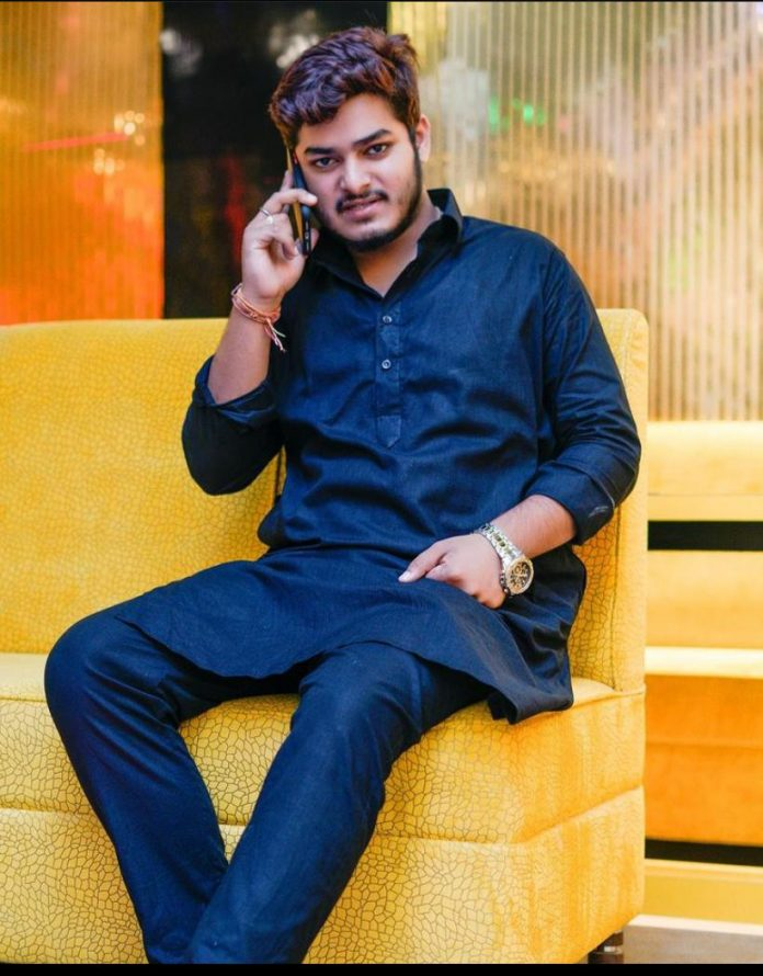 Ayush Manraj - Young entrepreneur and business expert now stepping into digital market