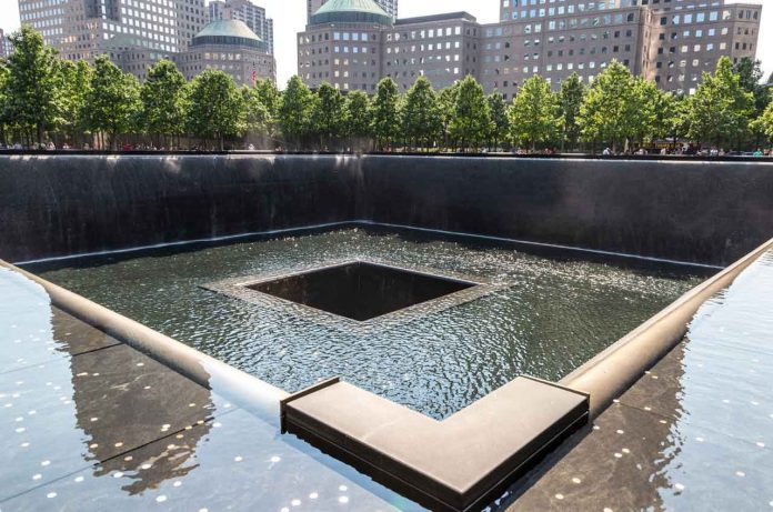 Remember the Attack on the World Trade Center - September 11, 2001