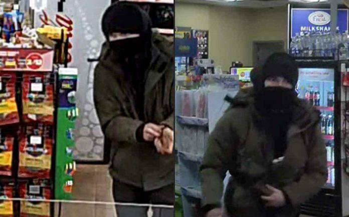 TBPS Break and Enter suspect handout