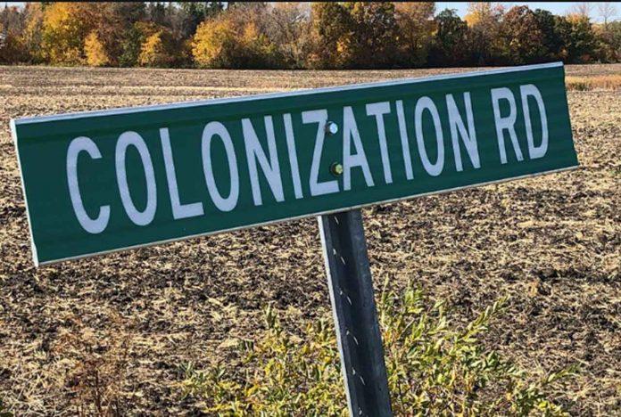 Colonization Road Fort Frances