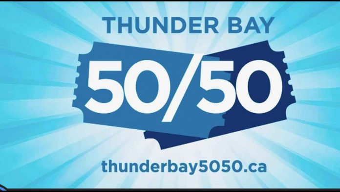 Thunder Bay 50/50