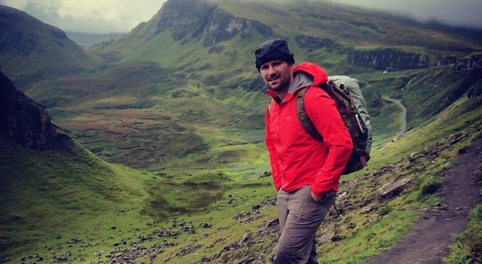 Steven Kelly Talks About The Life Lessons He Learned After Practising Survival Skills For 18 Years