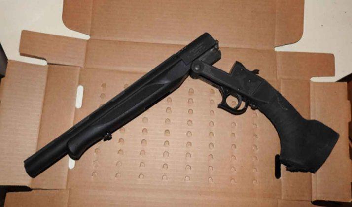 TBPS Modified Shotgun