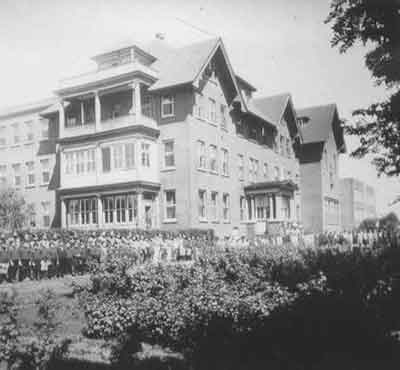 Residential School - In Thunder Bay