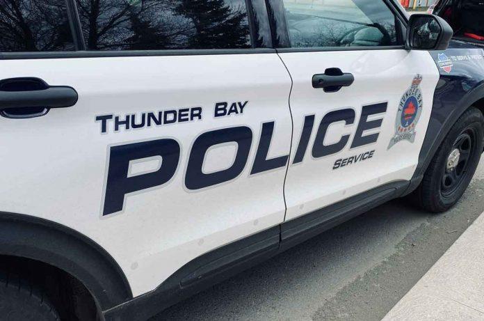Thunder Bay Police Unit Side Shot of Unit