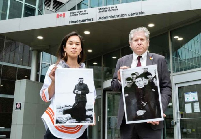 Calls for Justice by NDP MPs