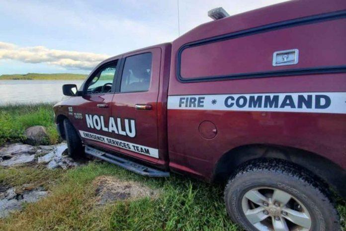 Nolalu Fire