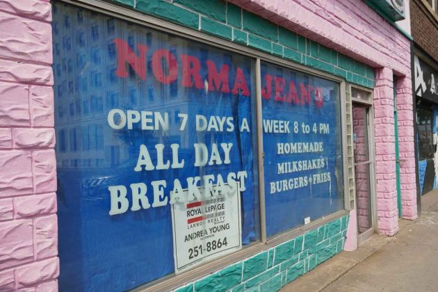 Opportunity Abounds ... Norma Jeans is waiting