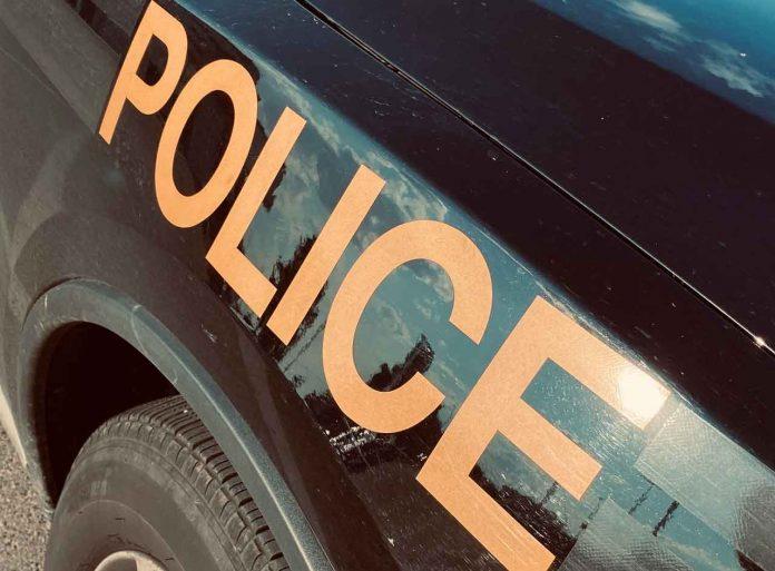 Police - OPP Cruiser