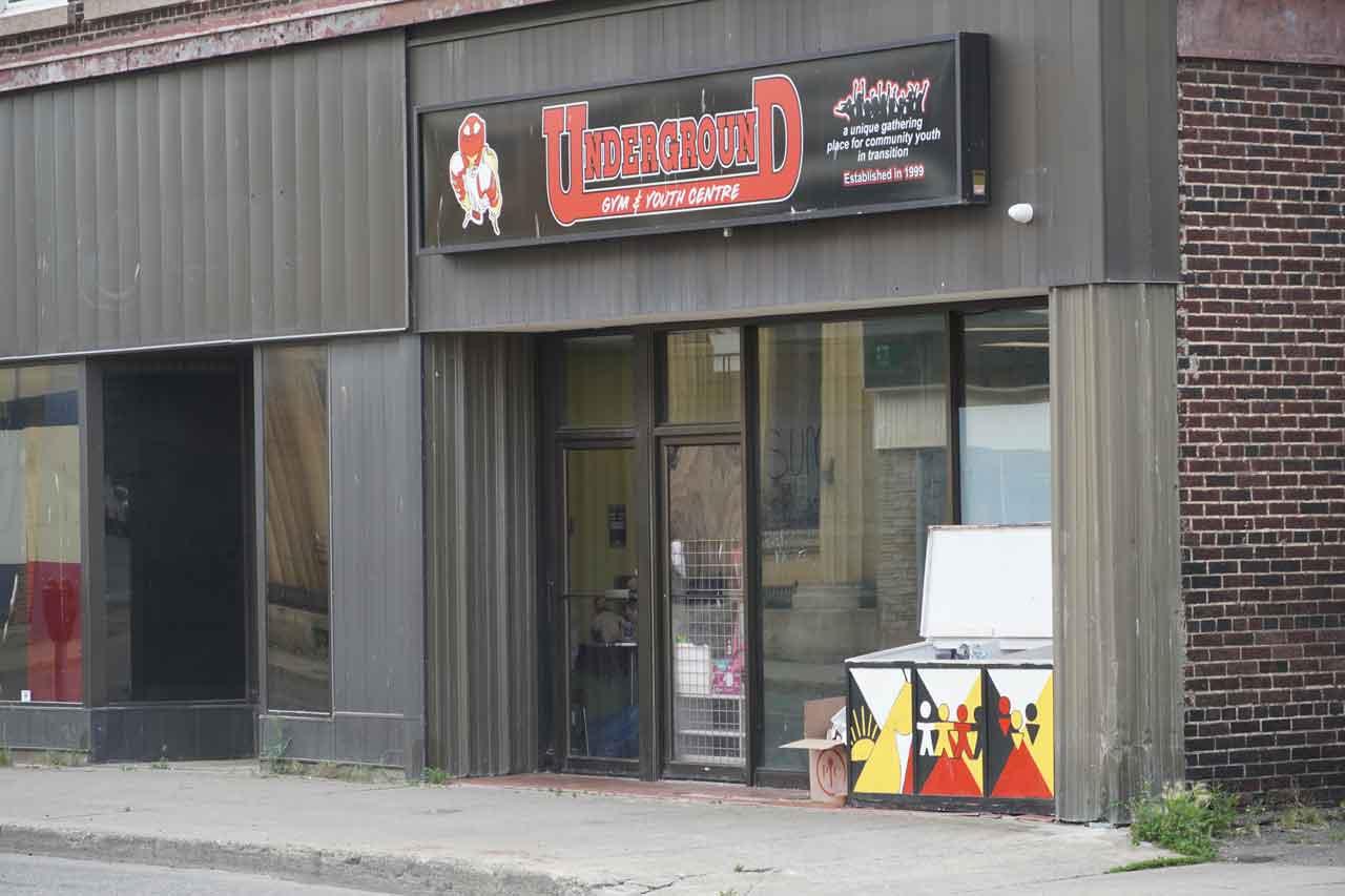 Thunder Bay's Underground Gym