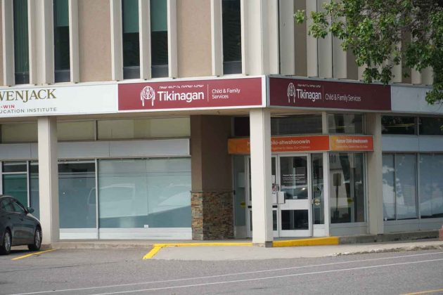 Tikinagan Family Services in Centennial Square