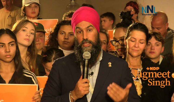 Election 2021 Jagmeet Singh New Democratic Party