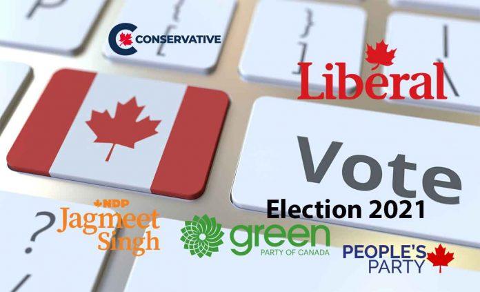 Election 2021 Splash