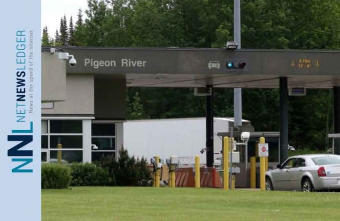 Pigeon River Border Crossing