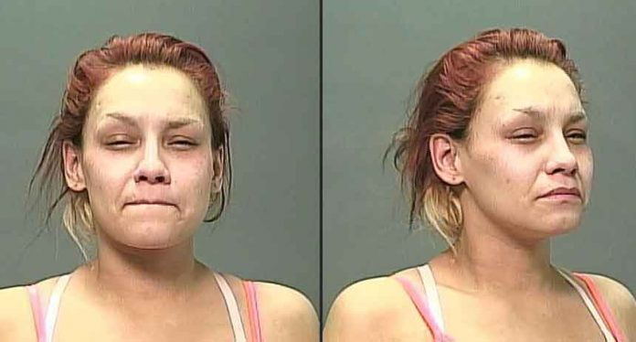 Laura Fay Buboire, a 30-year-old female of Winnipeg, who is wanted on a Canada-wide warrant