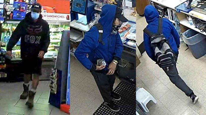 Circle K Suspect in Robbery - Image TBPS